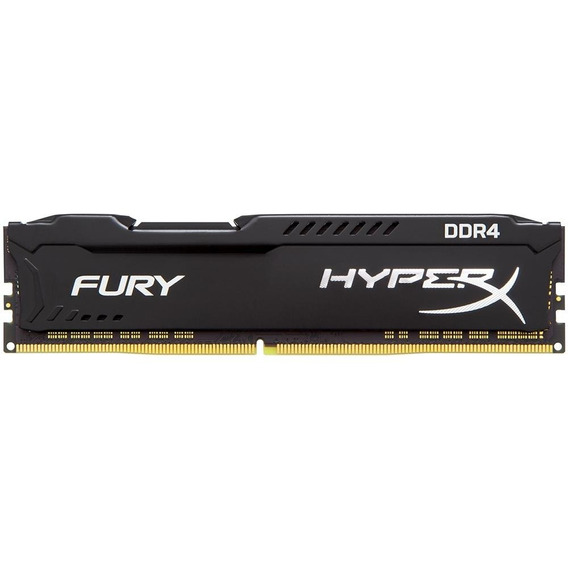 Memória Hyperx Fury 8gb 3200mhz Ddr4