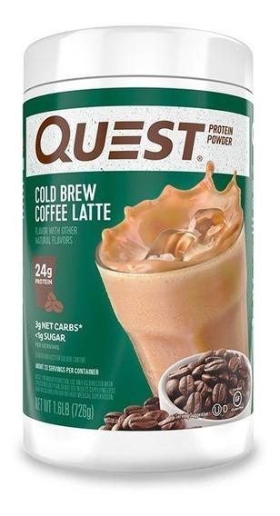 Quest Polvo De Proteina Sabor Café Con Leche