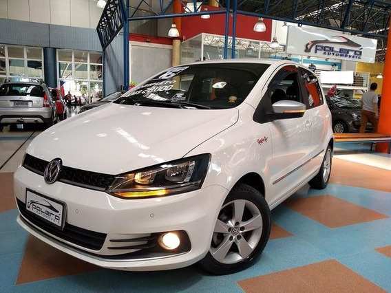 Vw Fox Rock In Rio 1.6 Flex Manual 2016 Top De Linha!