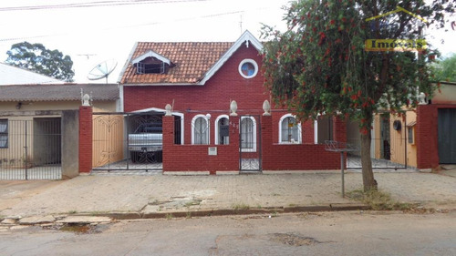 Casa Com 5 Dormitórios À Venda, 240 M² Por R$ 700.000,00 - Parque Manoel De Vasconcelos - Sumaré/sp - Ca1890