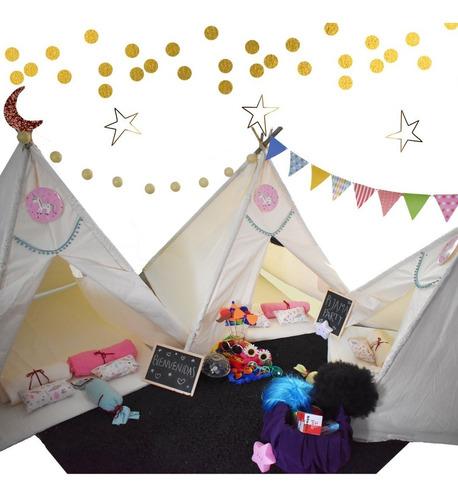 Pijamada Para Niños, Dormilona, Pijama Party, Alquiler Carpa