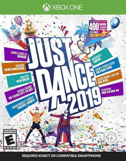 Entrega Hoy! Just Dance 2019 Xbox One