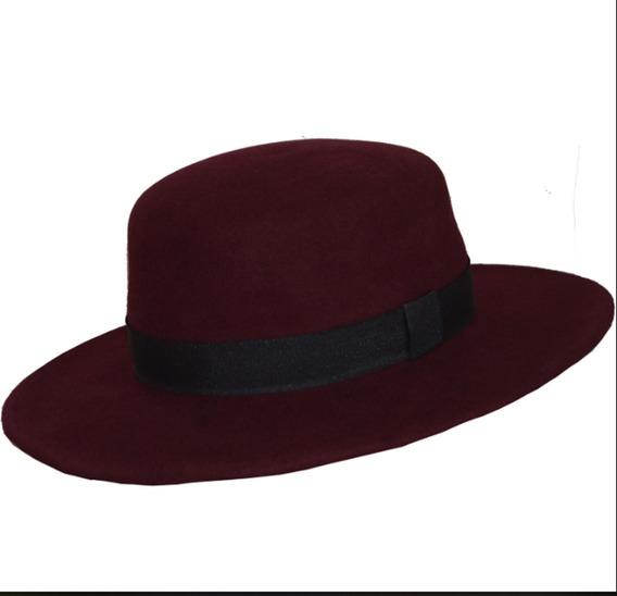 Sombrero Fieltro Zoe Compañia De Sombreros Cs834080