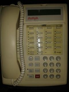 Teléfono Avaya Partner 18d Teclas Amarillas