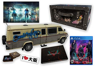 Ps4 Devil May Cry 5 Collector S Edition