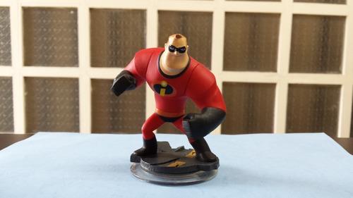 Disney Infinity Figura El Señor Increible
