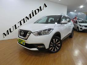 Nissan Kicks 1.6 Sv Flex Aut Completo C/ Mult Só 22.900 Kms