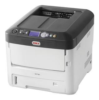 Impresora Laser Color Oki C711dn Transfer - Cartulinas