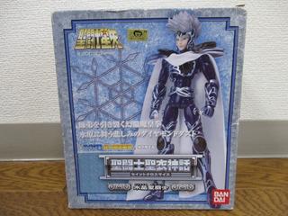 Myth Cloth Crystal Limitada De Saint Seiya Bandai Original
