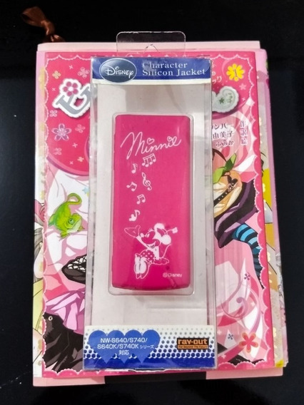 Capinha De iPod Rosa - Disney