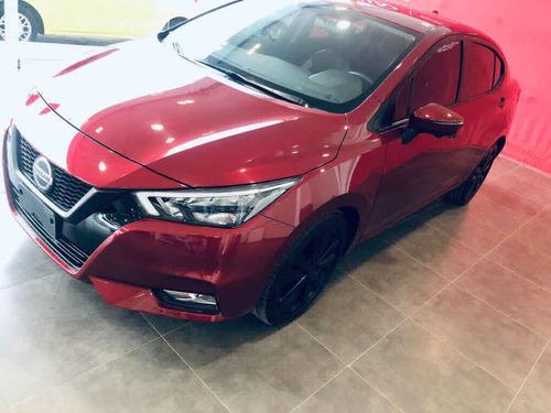 Imagen 1 de 13 de Nissan Versa 2020 4p Platinum L4/1.6 Aut