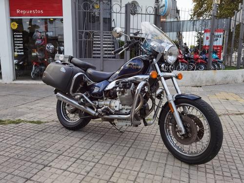 Moto Guzzi Nevada 750 Excelente Estado - 100% Financiada