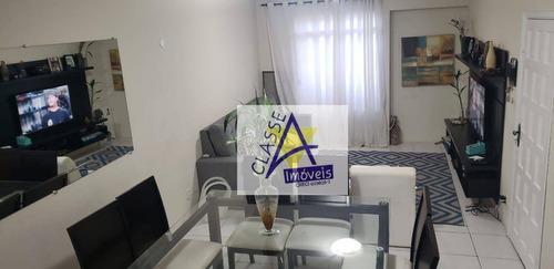 Imagem 1 de 13 de Sobrado Com 4 Dormitórios À Venda, 200 M² Por R$ 585.000 - Parque Jaçatuba - Santo André/sp - So0197