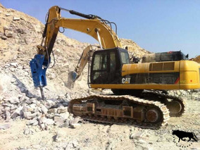Martillo Hidraulico Bullbreaker Para Excavadora De 10 A 16t