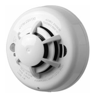 Detector De Humo Fotoelectrico Inalambrico