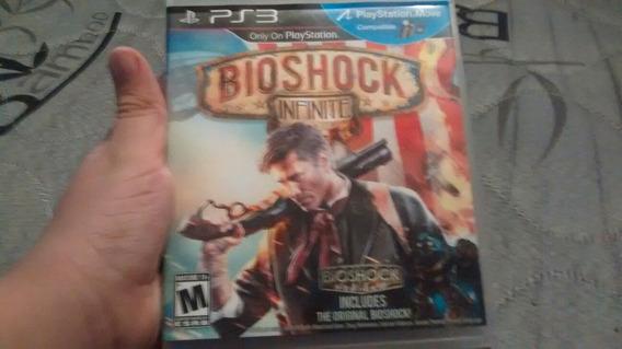 Jogo Bioshock Infinite Original Praystation3/ps3