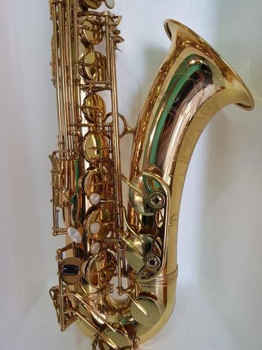 Imagem 1 de 10 de Sax Tenor Yanagisawa T991 Gold, Made In Japan Original+ Case