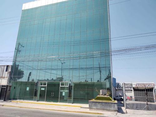 Imagen 1 de 10 de Se Renta Tercer Piso Edificio En El Barrio San Juan