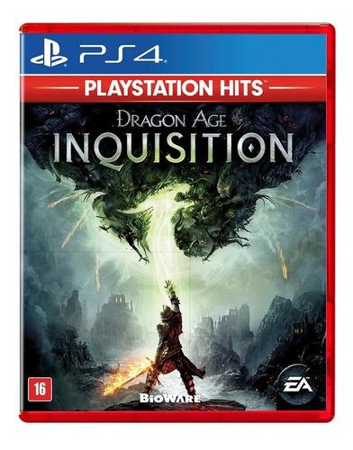 Imagem 1 de 1 de Dragon Age: Inquisition Ps4