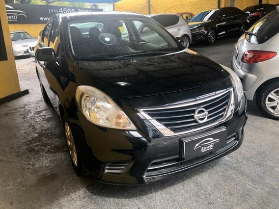 Nissan Versa 1.6 16v Sv Flex Manual