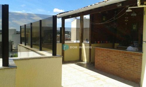 Cobertura 3 Quartos, 2 Suíte, 1 Vaga De Garagem - Jardim Liú - Juiz De Fora - Co0100