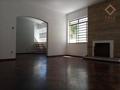 Sobrado Com 3 Dormitórios À Venda, 200 M² Por R$ 1.700.000,00 - Alto Da Boa Vista - São Paulo/sp - So8445