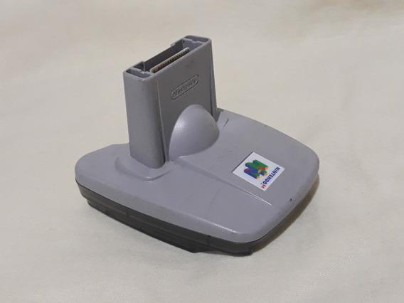 Nintendo Transfer Pak Original N64