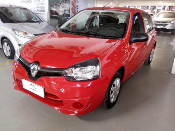Renault Clio 1.0 16v Authentique Hi-power 5p 2013