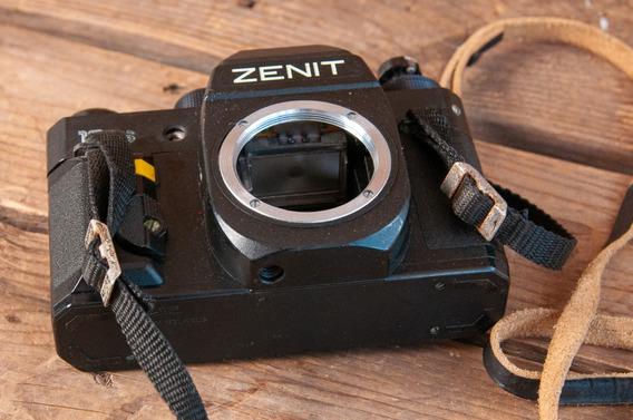 Camera Zenit Sucata
