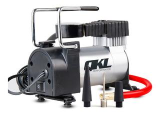Compresor Metálico Portátil 12v Qkl Alta Potencia 150 Psi