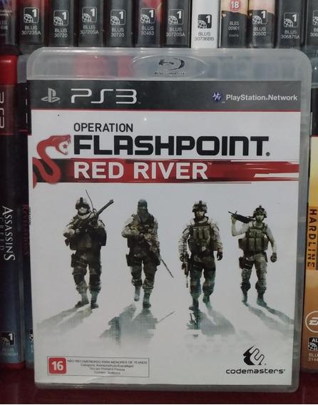 Operation Flashpoint Red River Ps3   Parcelamento Sem Juros