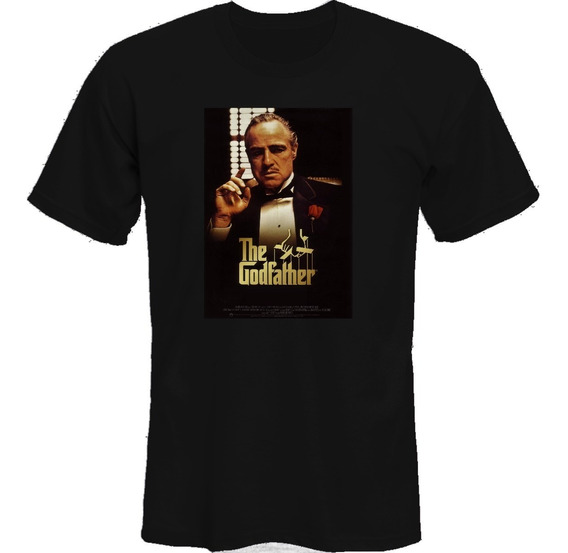 Remeras Godfather El Padrino Poster Retro *mr Korneforos*