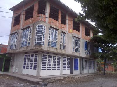 Casa Nueva Colombia 1,tres Pisos, Dos Locales Y Apartamentos