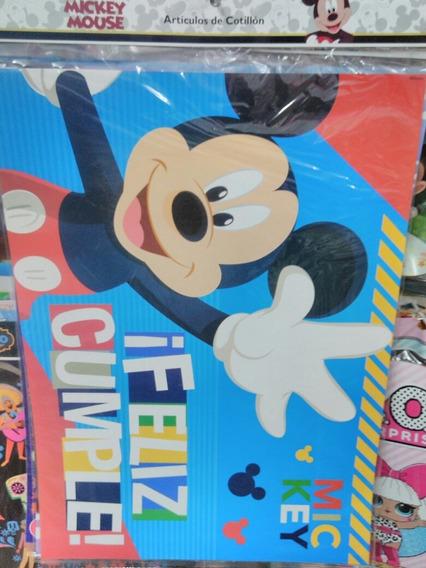 Cotillón Mickey Cumpleaños Infantiles