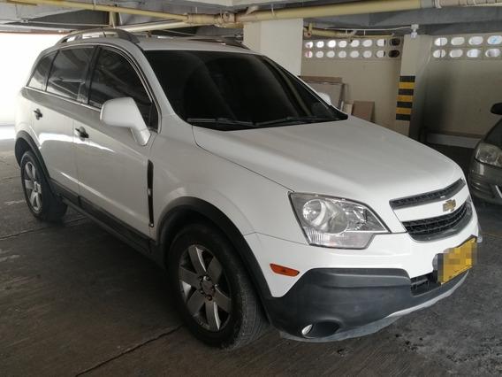 Chevrolet Captiva Sport (barranquilla)