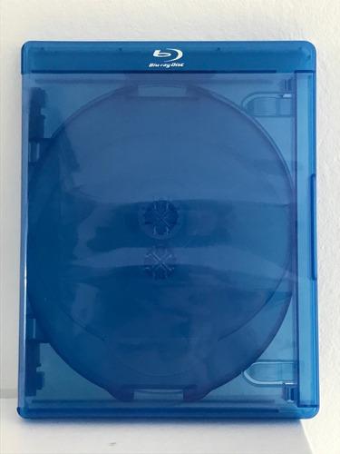 Caja Blu-ray Para 6 Discos Elite Original Con Logo Importada