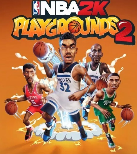 Nba 2k Playgrounds 2 Pc-dvd(midia Fisica)