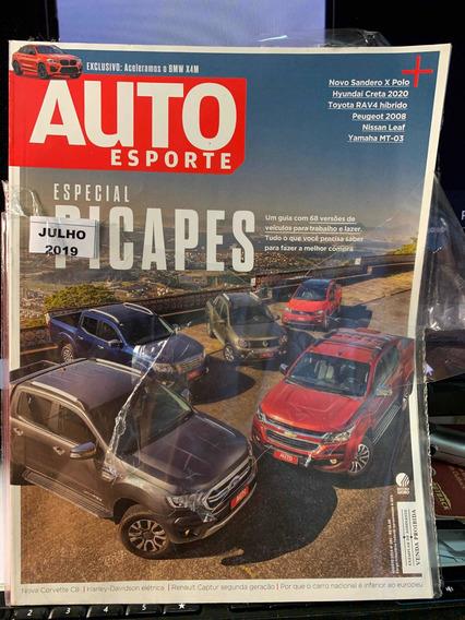 Auto Esporte Especial Picapes Agosto 2019
