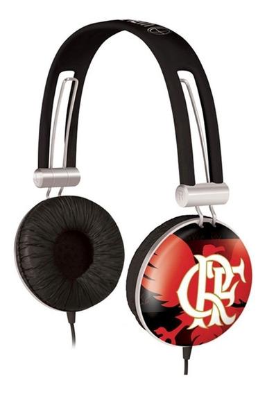 Fone De Ouvido Waldman Sg-20 Headphone Flamengo
