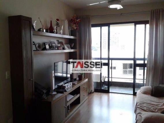 Apartamento Com 3 Dormitórios À Venda, 82 M² Por R$ 715.000 - Vila Gumercindo - São Paulo/sp - Ap1362