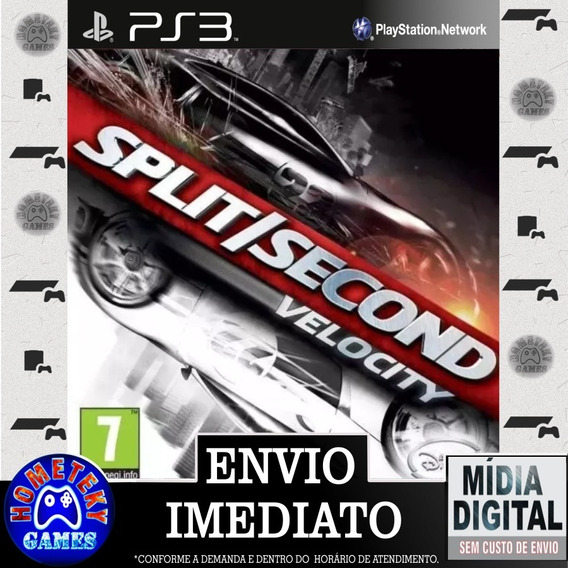 Split Second - Psn Ps3 - Envio Imediato