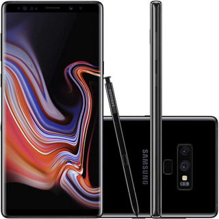 Samsung Galaxy Note9 N9600 128gb Dual Chip Preto Vitrine 2