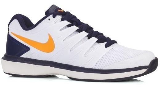 Tênis Nike Air Zoom Prestigehc Branco/azul/amarelo Masculino