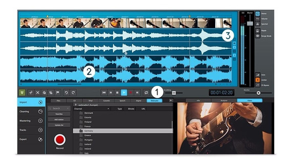 O Melhort!magix Audio & Music Lab Premium 2017!remova Ruídos