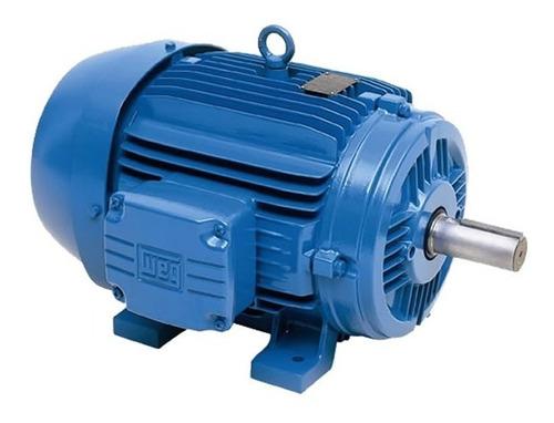 Motor Electrico Trifásico Weg 5,5hp 1500 Rpm W22 B3