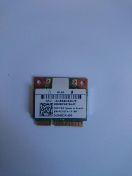 Placa De Rede Wirelles Notebook Dell Inspiron 5421