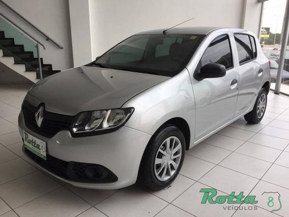 Renault Sandero Authentique 1.0 Completo