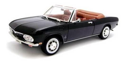 1969 Corvair Monza - Escala 1:18 - Yat Ming