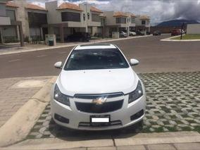 Chevrolet Cruze 1.4 F Lt Aa Cd Mp3 R-17 Piel Qc At 2012