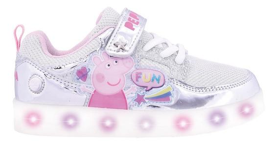 Zapato Footy - 151-ppx968-plata Combinado
